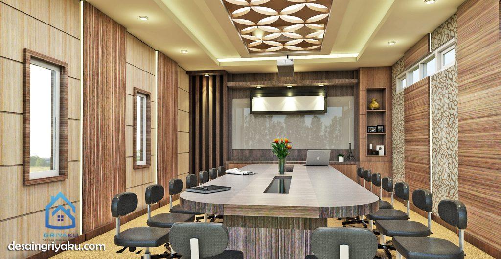 desain interior gedung spb