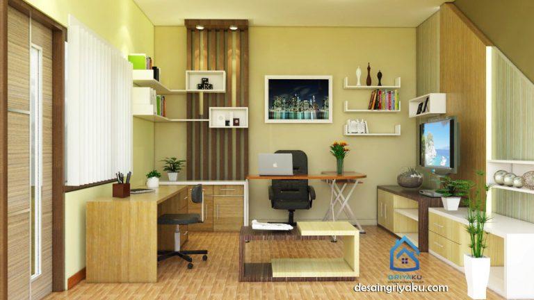 desain interior kantor pak bombi 2 768x432 - Jasa Desain Rumah Online