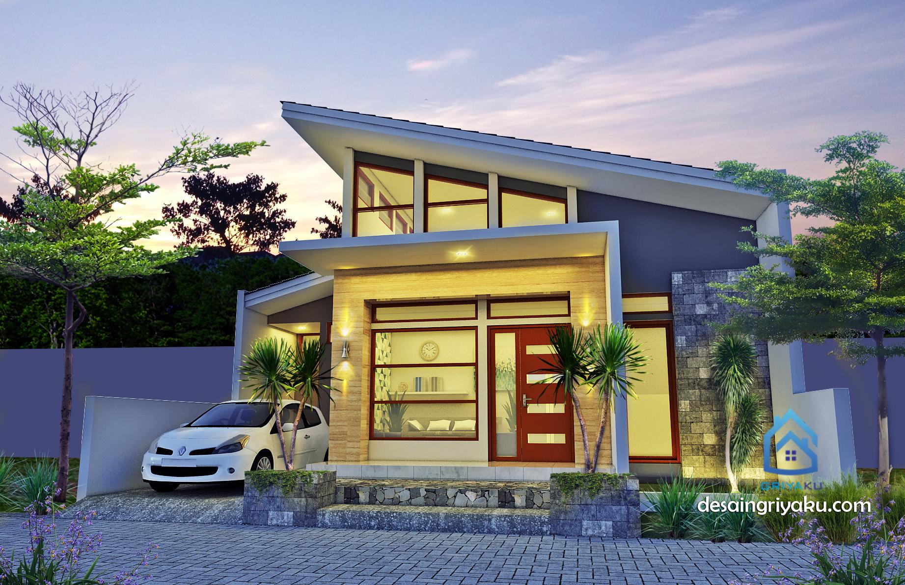 Rumah 10×12 Minimalis 1 Lantai