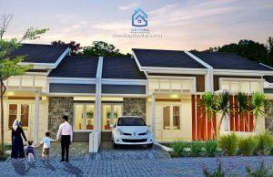 Rumah 7×16 Minimalis 1 lantai