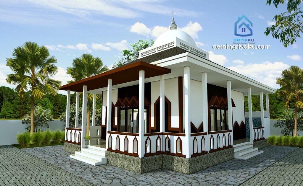 mushola 2 1024x630 - Masjid