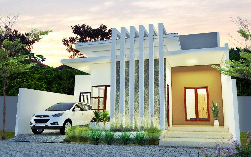 desain rumah 10x17 modern (1)