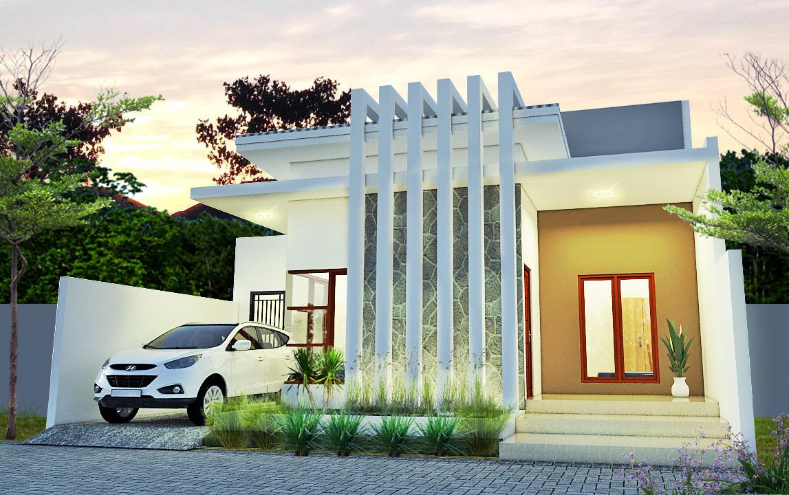 Rumah 10×17 Minimalis 1 Lantai