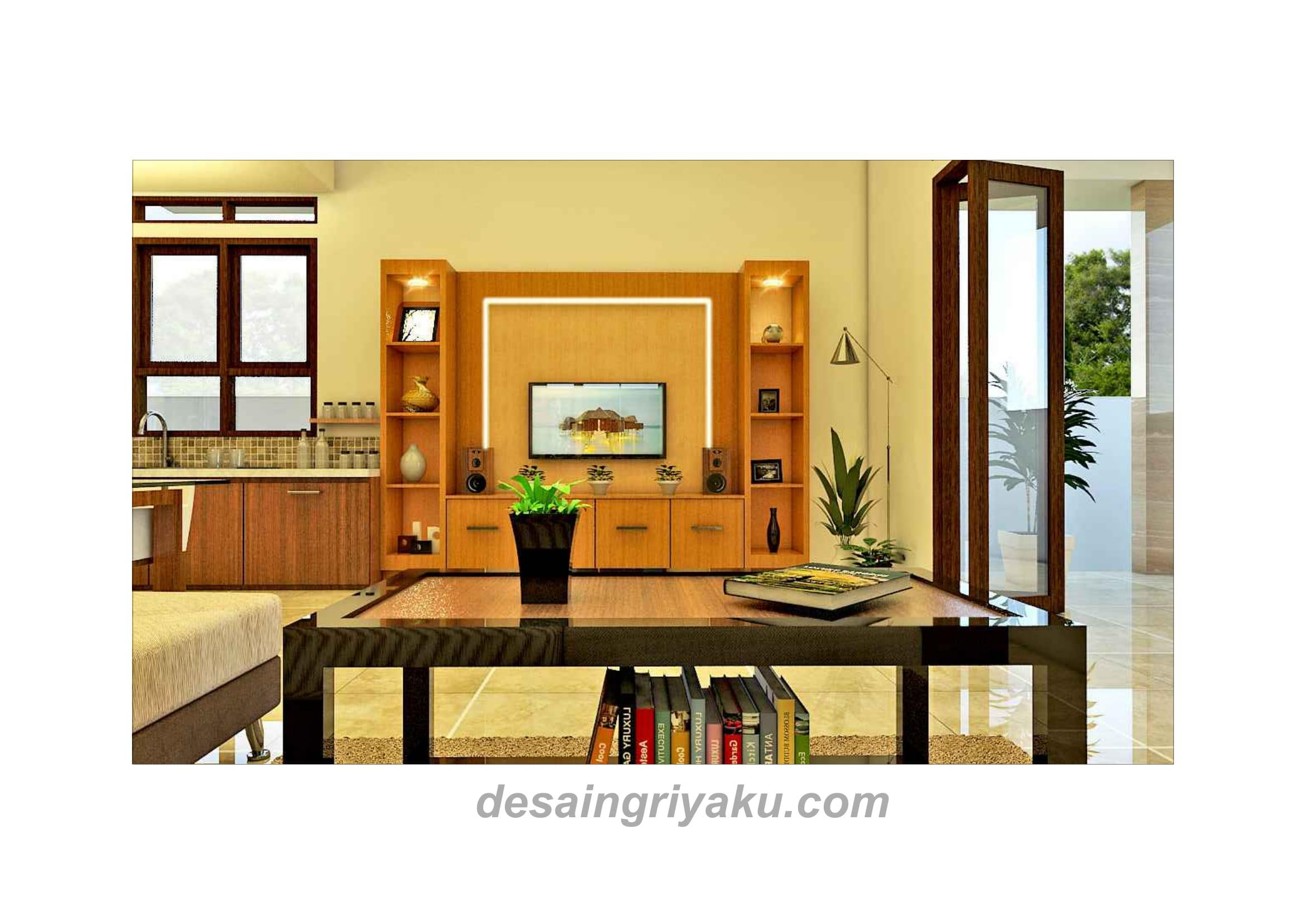 contoh perspektif interior
