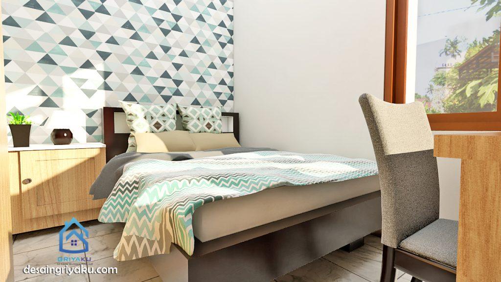 split interior 2 1024x576 - Rumah 5x9 Split Level 2 Lantai
