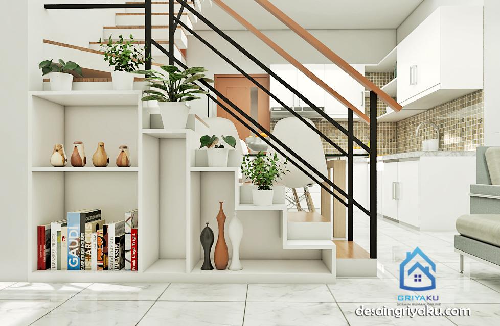 interior rumah 10x12 minimalis 4 - Rumah 10x12 Minimalis 1 Lantai