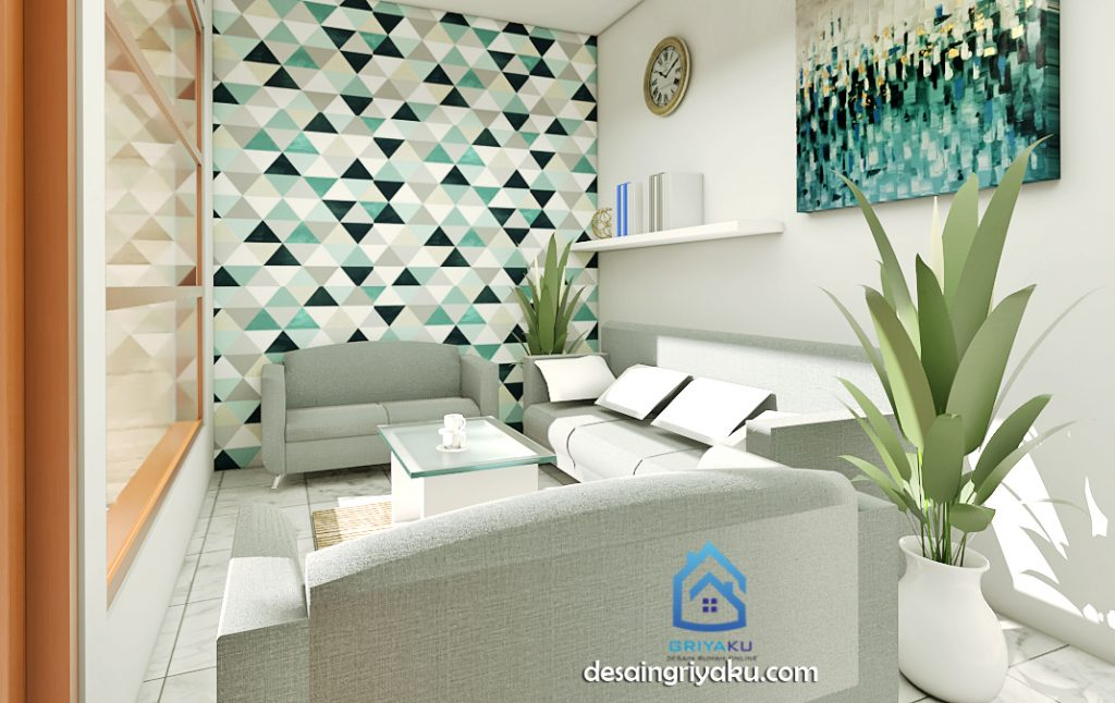 interior rumah 10x12 minimalis 5 1024x646 - Rumah 10x12 Minimalis 1 Lantai