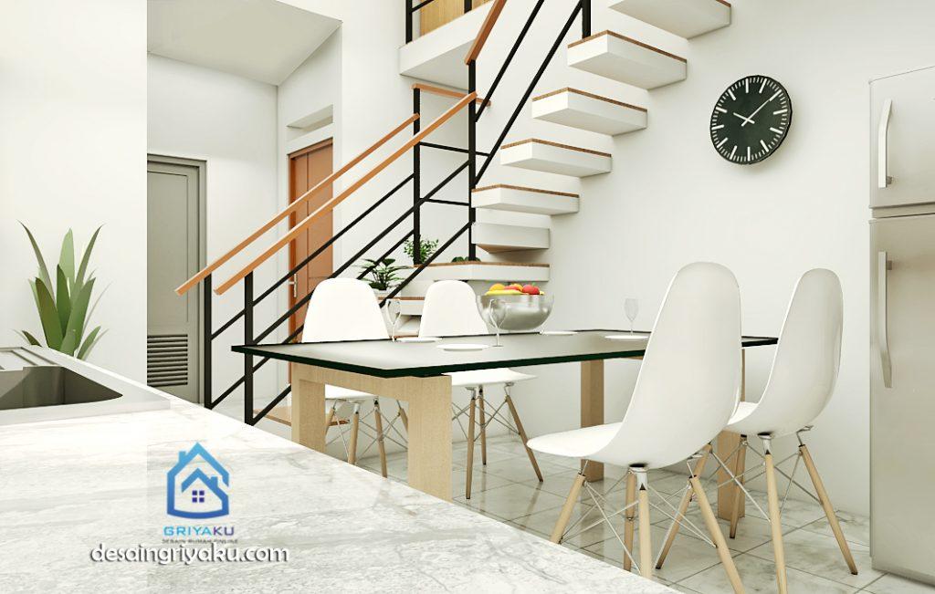 interior rumah 10x12 minimalis 6 1024x651 - Rumah 10x12 Minimalis 1 Lantai