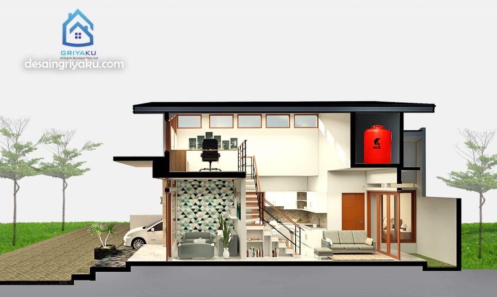 potongan rumah 10x12 minimalis 1 lantai 2 1024x613 - Konsep