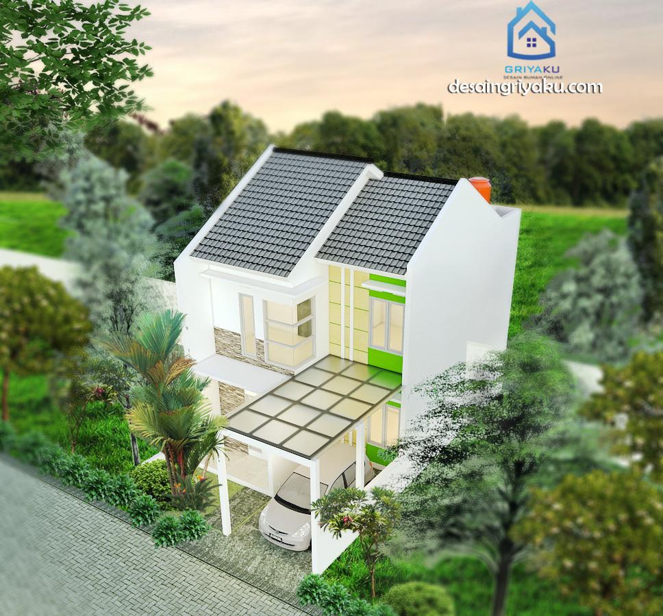 rumah pengembangan type 36 1 - Pengembangan Rumah 6x12 Type 36