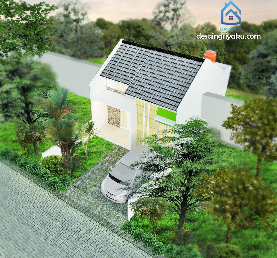 rumah type 36 1 - Pengembangan Rumah 6x12 Type 36