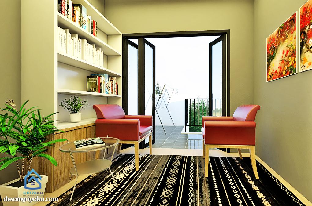 interior rumah 3x15 minimalis 6 - Rumah 3x15 Minimalis
