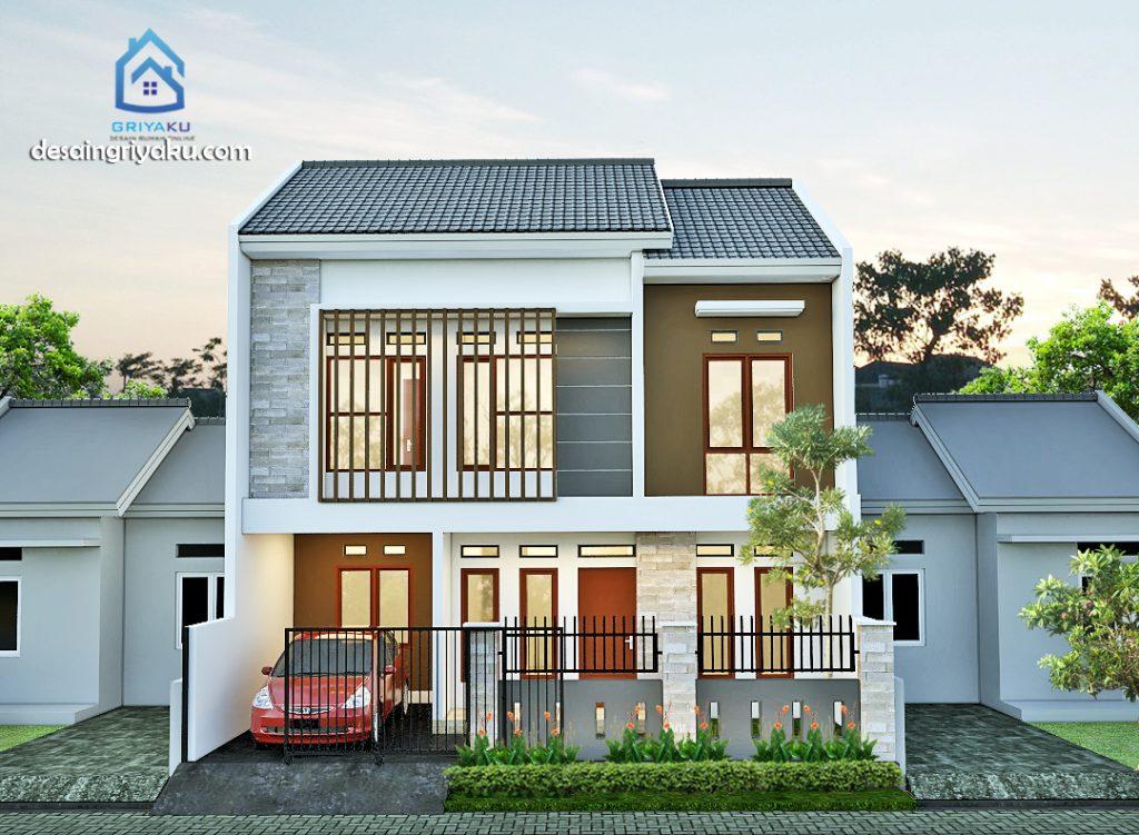 rumahkos 9x11 minimalis 1024x751 - Rumah Lebar 9 meter