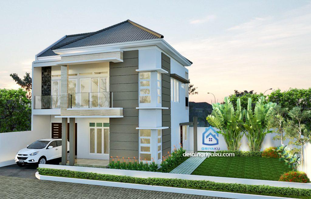 rumah 18x12 minimalis  1024x656 - Rumah Lebar diatas 10 meter