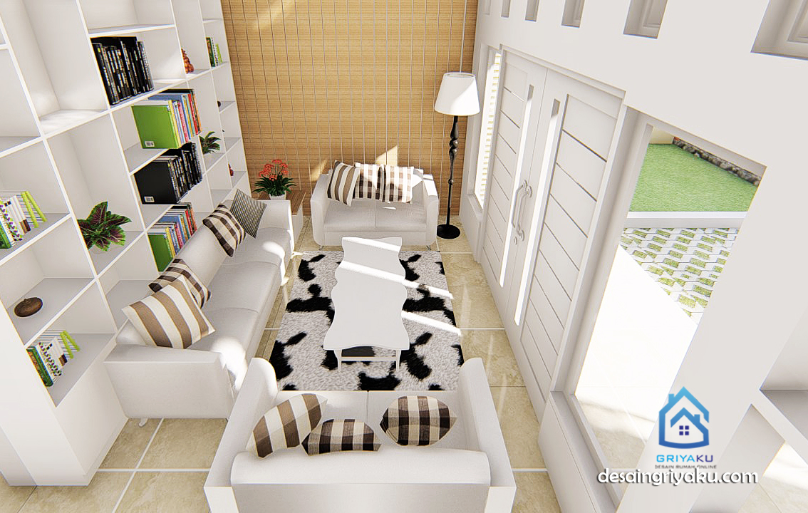 Interior Rumah Kos 20x15 (9)