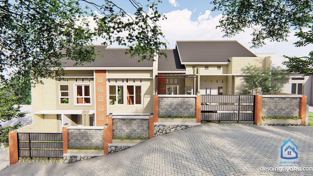 Rumah Kos di lahan 20x15