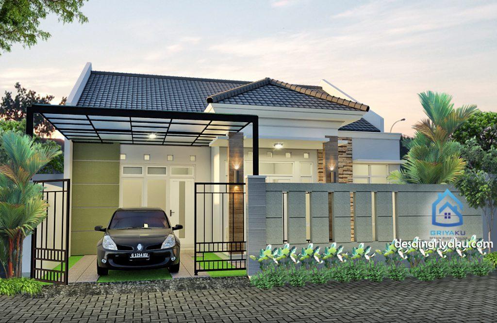 rumah 10x15 minimalis 1 lantai 1024x666 - Rumah Lebar 10 meter