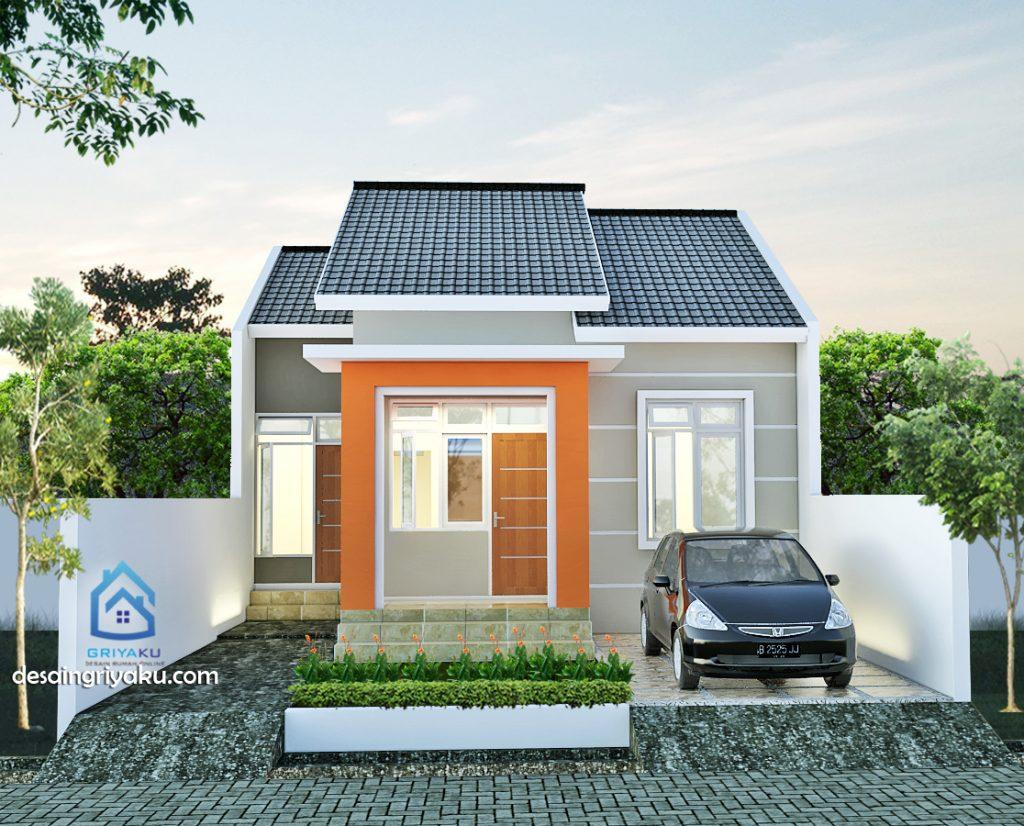 rumah 8x17 minimalis 1 lantai 1024x826 - Rumah Lebar 8 meter