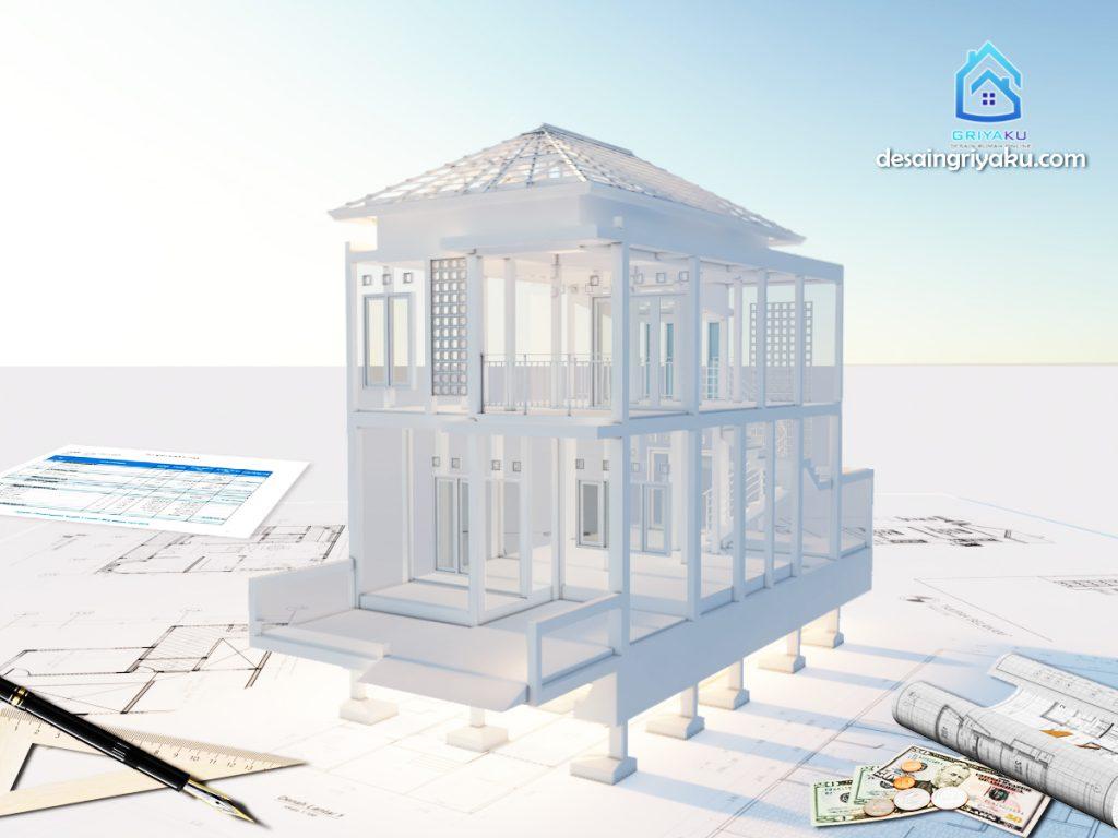 proses tahapan desain rumah 1024x768 - Proses Tahapan Desain Rumah