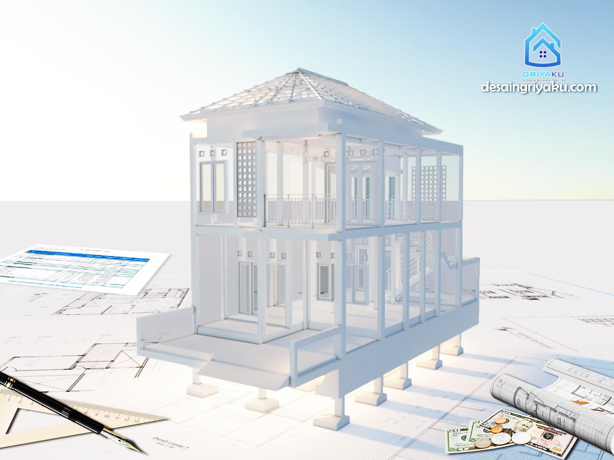 Proses Tahapan Desain Rumah