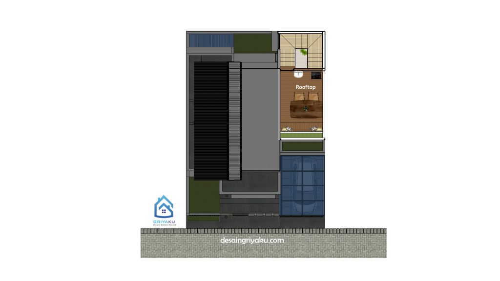 denah lt atas rumah 9x12 1024x576 - Rumah 9x12 Minimalis