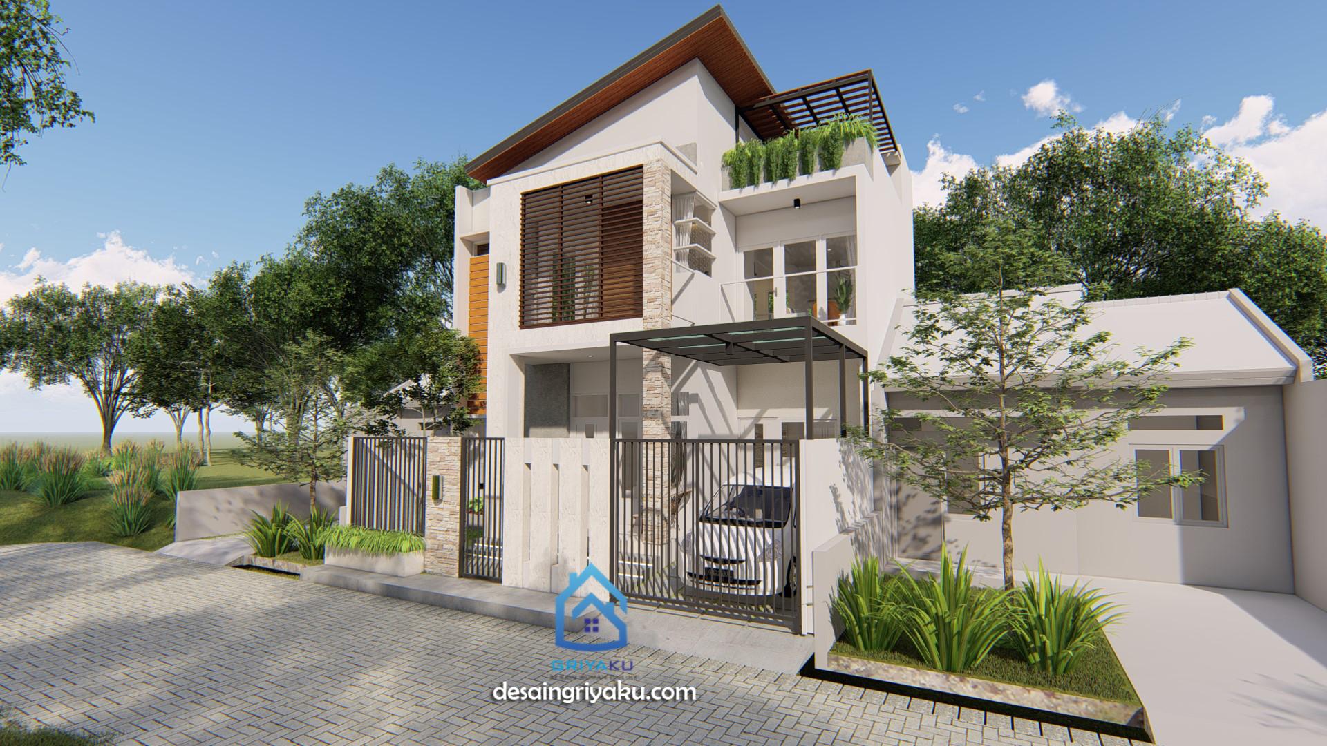 rumah 9x12 minimalis