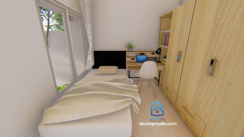kamar anak 9x12 1024x576 - Rumah 9x12 Minimalis