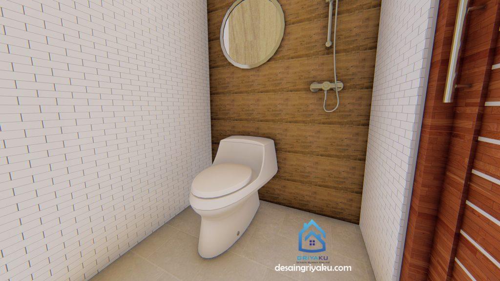 kamar mandi anak 9x12 1024x576 - Rumah 9x12 Minimalis