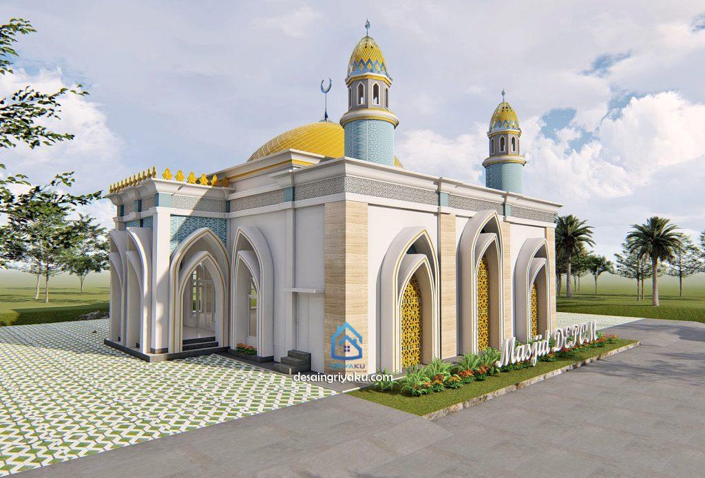 masjid 15x15 1 1024x694 - Masjid