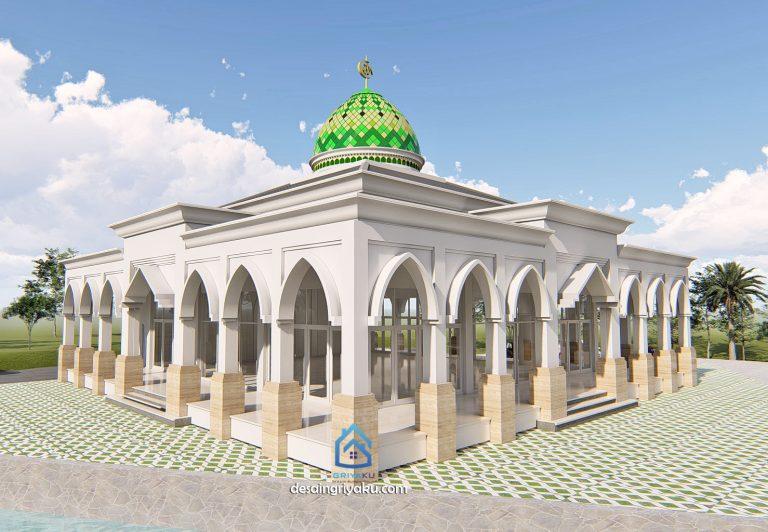 masjid 15x15 attaqwa 768x532 - Portofolio