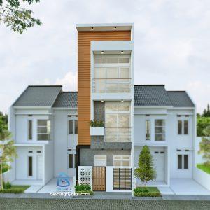 rumah 4x12 minimalis 3 lantai 300x300 - Rumah Lebar 7 meter
