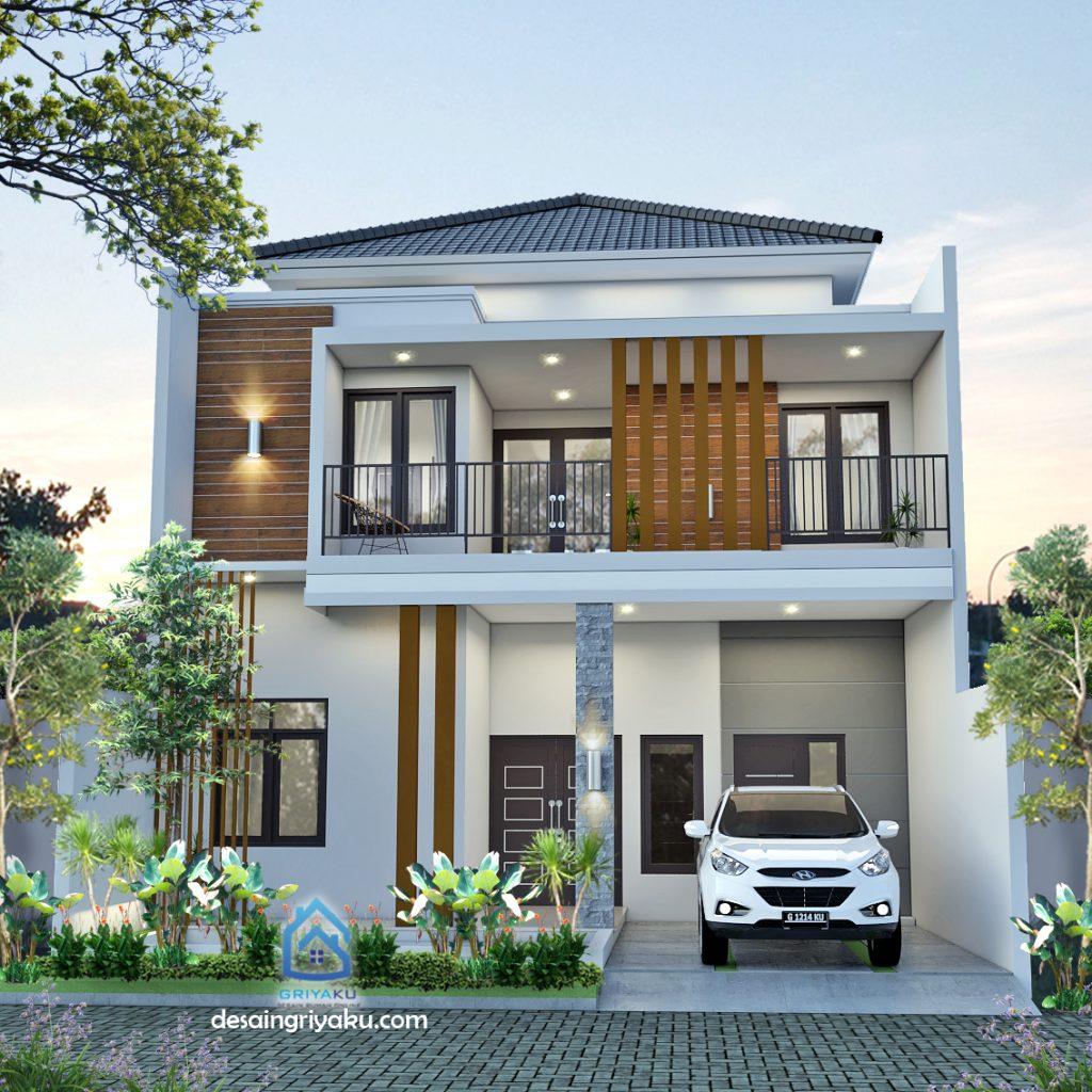 rumah 9x19 tropis 1024x1024 - Rumah Lebar 9 meter