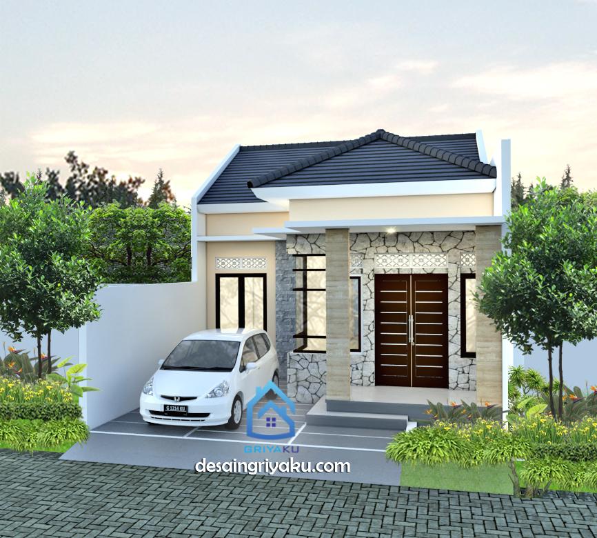 dyat1 - Rumah Lebar 7 meter