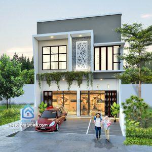 hanafi 300x300 - Rumah Lebar 5 meter