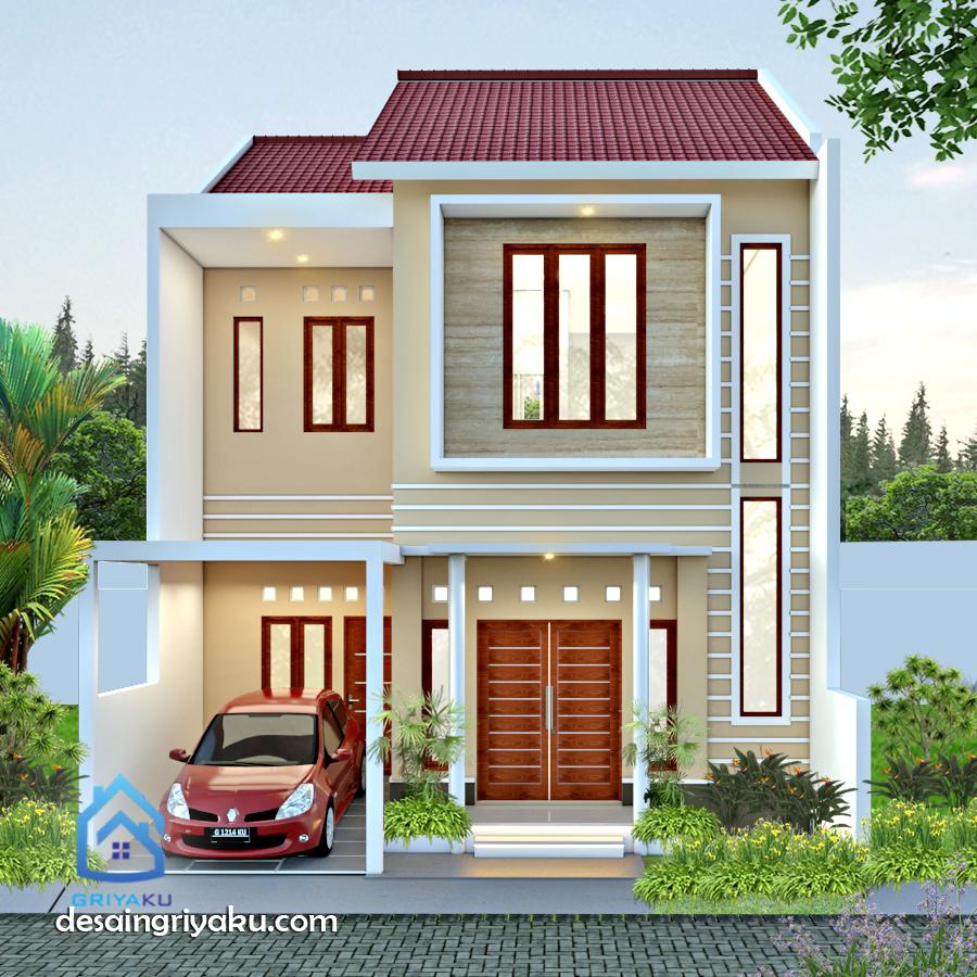 hudyo2b - Rumah Lebar 8 meter