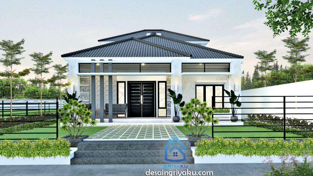 rumah 15x80 minimalis 1024x576 - Rumah Lebar diatas 10 meter