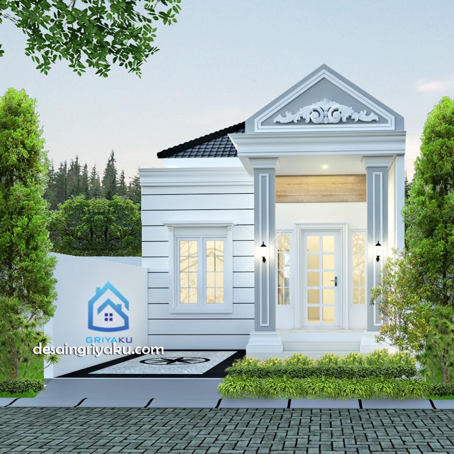 Rumah Type 36 Classic - Rumah Lebar 6 meter