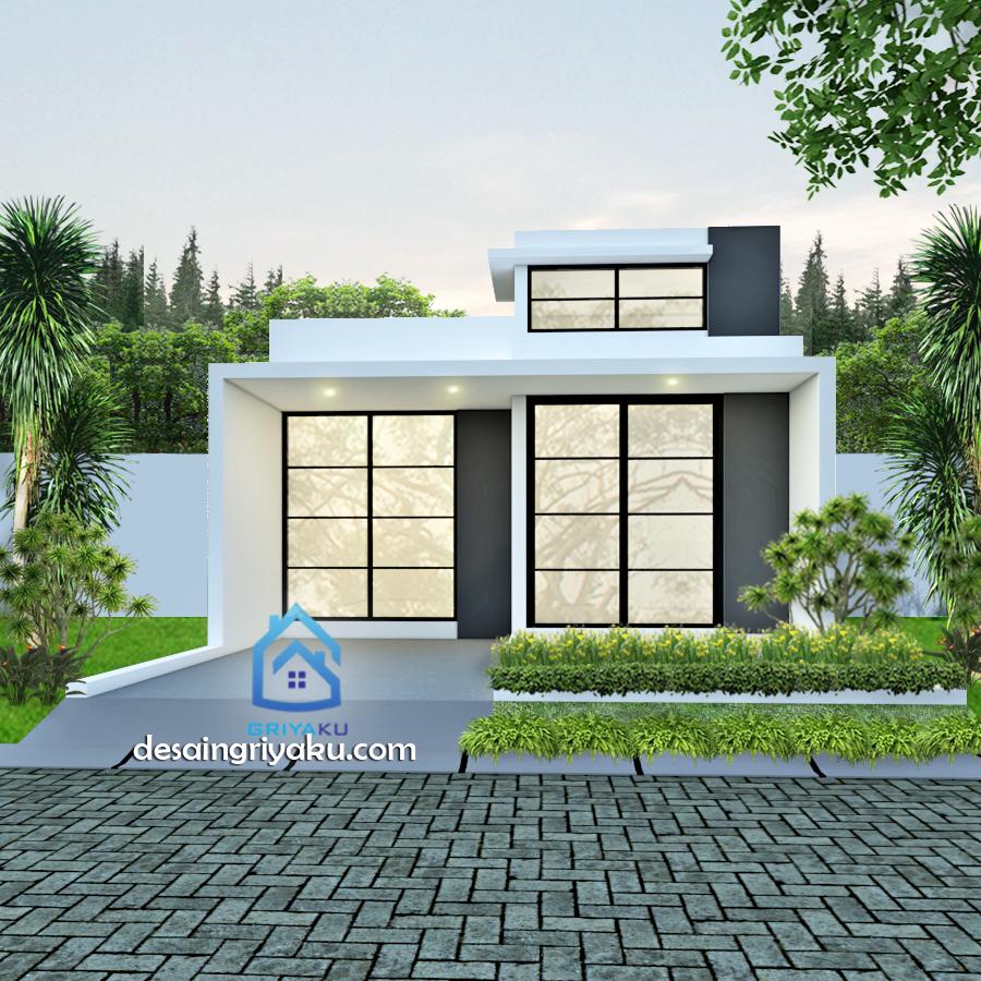 Rumah Type 36 Minihouse - Rumah Lebar 6 meter