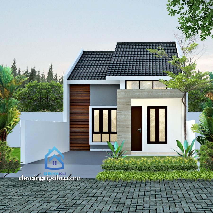 Rumah Type 36 Minimalis - Rumah Lebar 6 meter