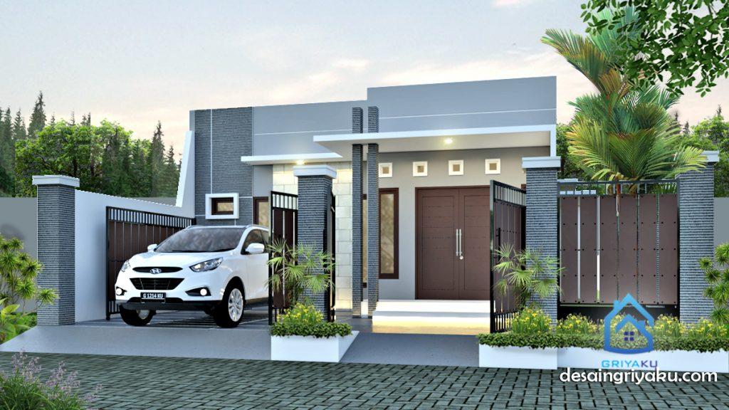 rumah 10 x 13 minimalis 1024x576 - Rumah Lebar 10 meter