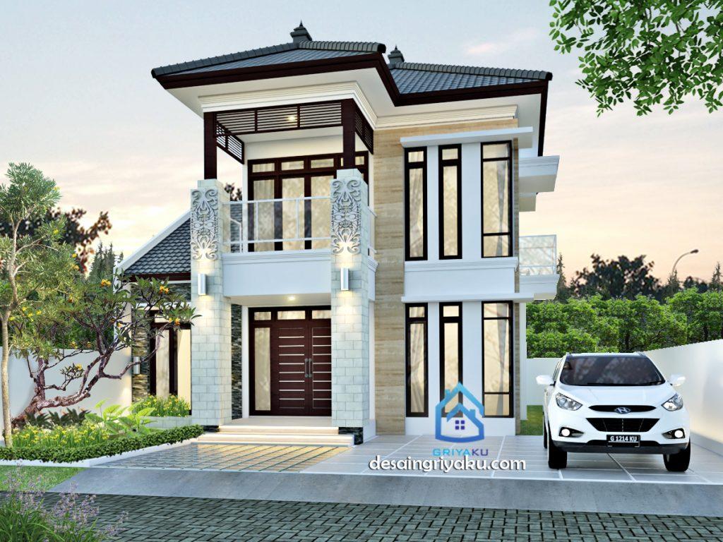 rumah 12 x 20 tropis etnik 1024x768 - Rumah Lebar diatas 10 meter
