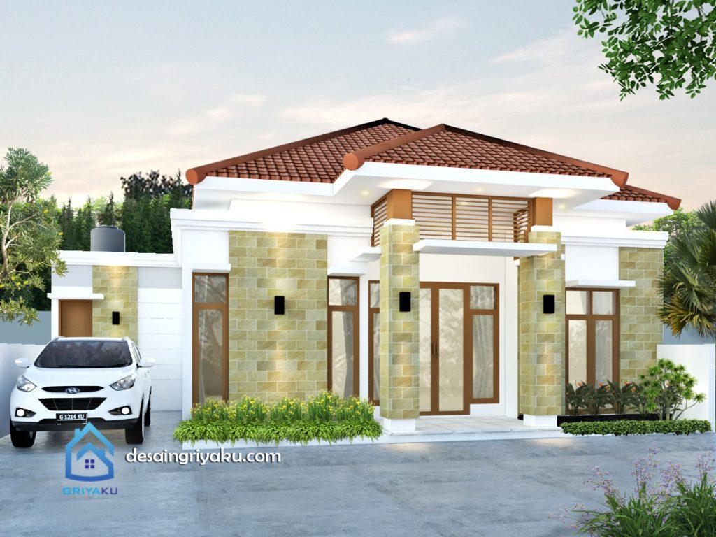 rumah 12x11 tropis 1024x768 - Rumah Lebar diatas 10 meter