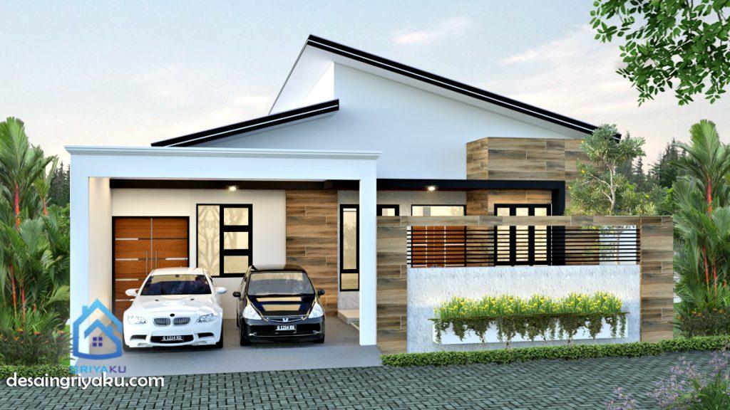 rumah 12x18 industrial 1024x576 - Rumah Lebar diatas 10 meter