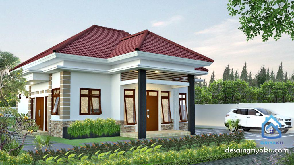 rumah 20 x 30 tropis minimalis 1024x576 - Rumah Lebar diatas 10 meter