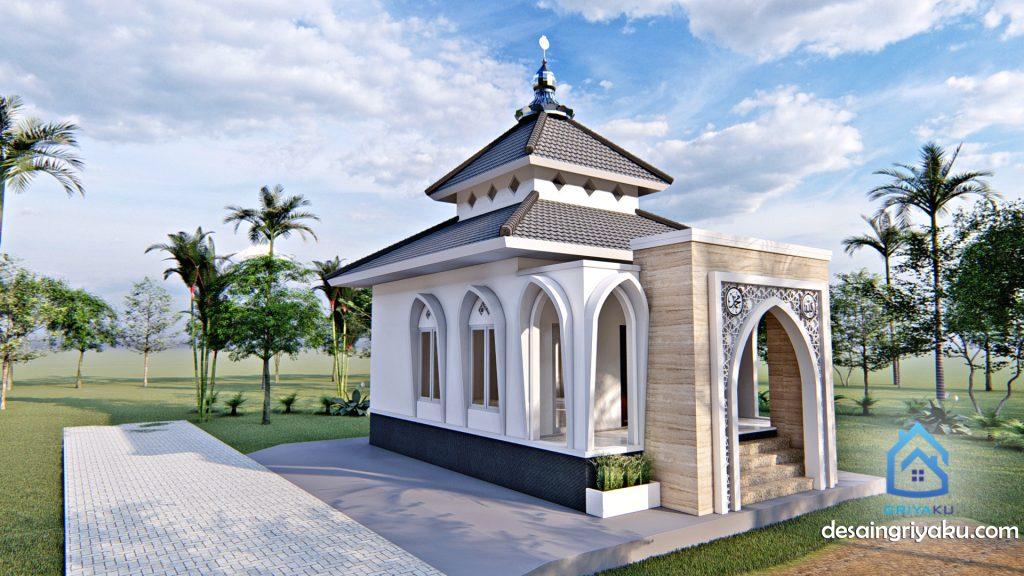 muhsola 7 x 12 minimalis serong 1024x576 - Masjid